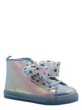 Jojo Siwa Galactic Iridescent High-Top Sneaker (Toddler Girls & Little Girls)