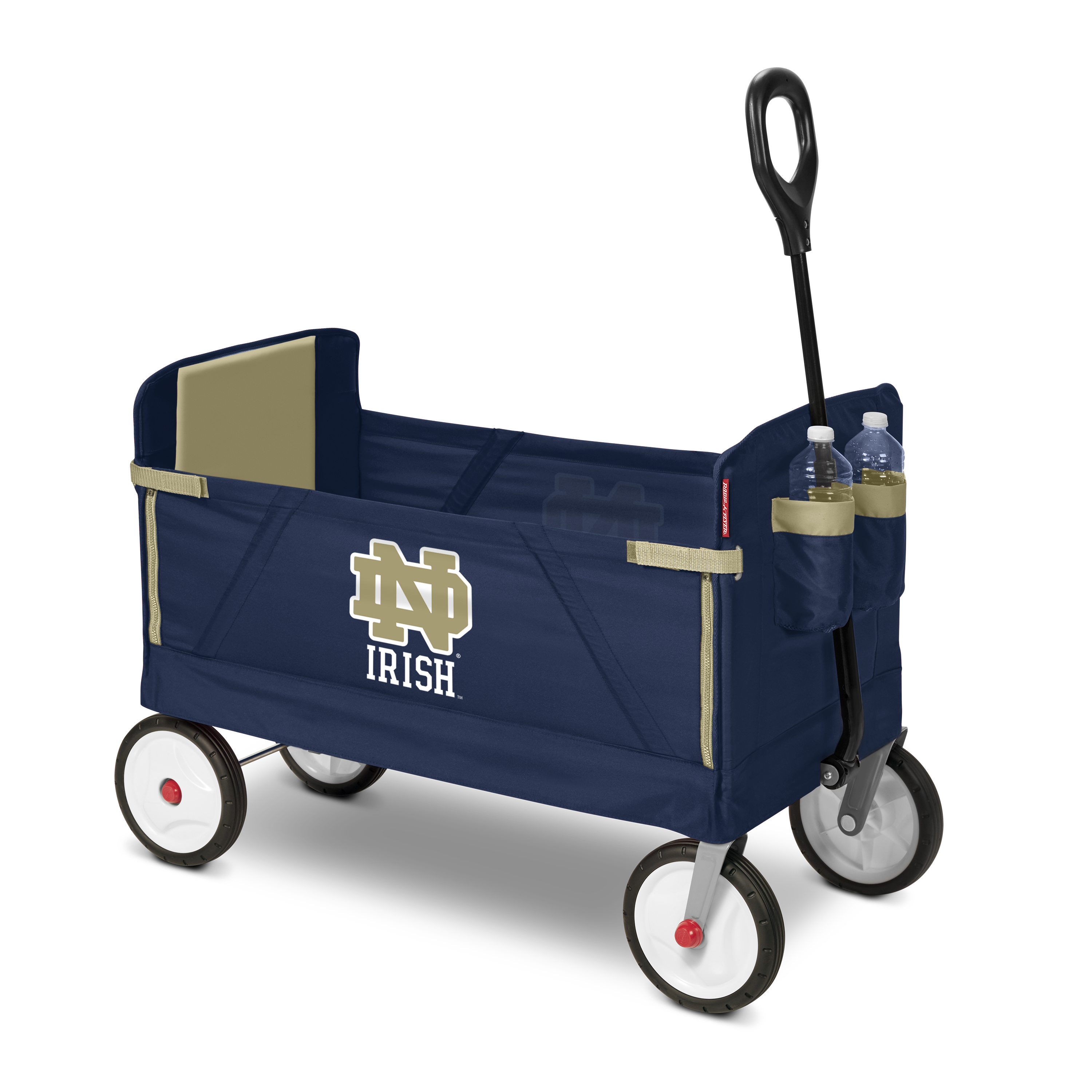 Radio Flyer 3-in-1 EZ Fold Wagon Notre Dame