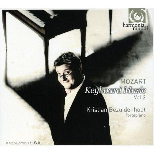 W.a. Mozart - Mozart: Keyboard Music, Vol. 2 [CD]