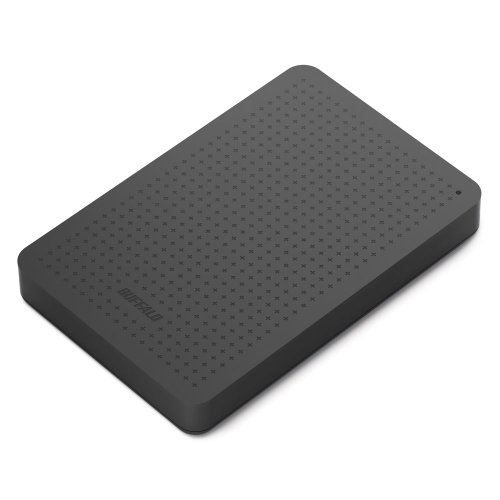 Buffalo MiniStation USB 3.0 1 TB Portable Hard Drive (HD-...