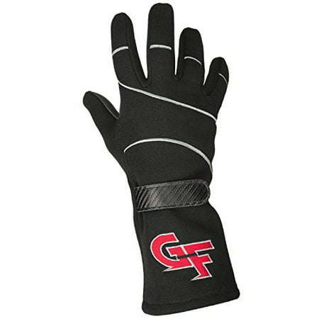 G-FORCE Racing Gloves G6 Fire-Resistant Nomex SFI 3.3/5 Rated ()