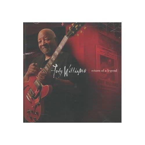 Jody Williams - Return of a Legend [CD]
