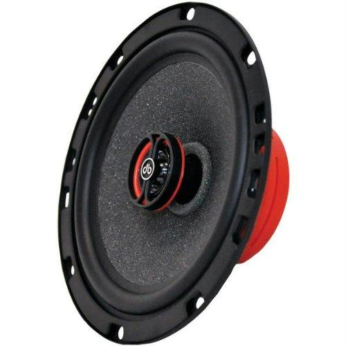 "Db Drive S3 60v2 Speaker - 65 W Rms - 300 W Pmpo - 2-way - 38 Hz To 20 Khz - 4 Ohm - 6.50"" - Automobile (s360v2_7)"