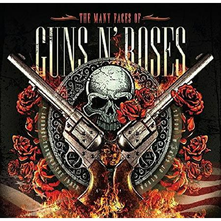 Many Faces of Guns N Roses / Various (Remaster) (Digi-Pak)