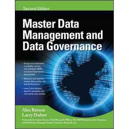 Master Data Management and Data Governance (Reference Data Management Vs Master Data Management)