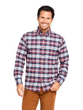 Men's Flagship Flannel Pattern Traditional