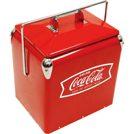 Coca cola cooler classic reproduction model 901002 for 1 door retro coke cooler
