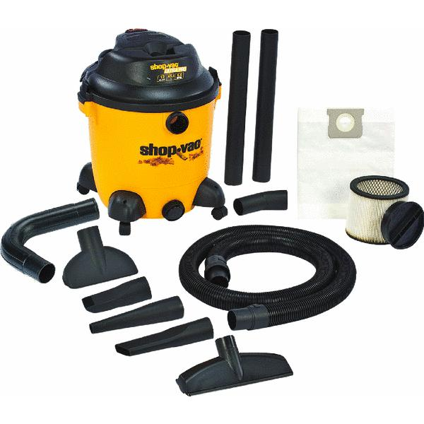 Shop Vac 12 Gallon Wet/Dry Vacuum and Blower