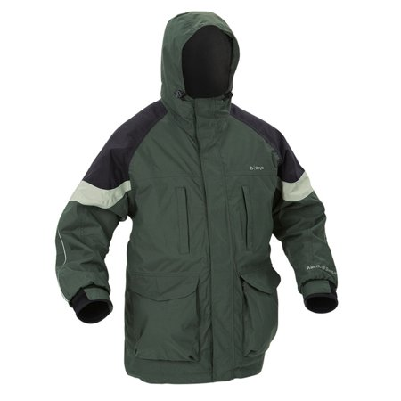 ArcticShield Cold Weather Plus Parka in Charcoal / Black - (Best Parkas For Arctic Weather)