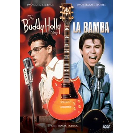 La Bamba / The Buddy Holly Story (DVD) - La La Teletubbies
