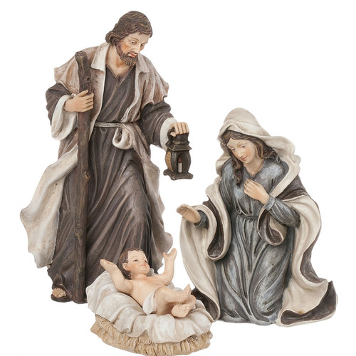 Sullivans 3 Piece Holy Family Nativity Figurine Set