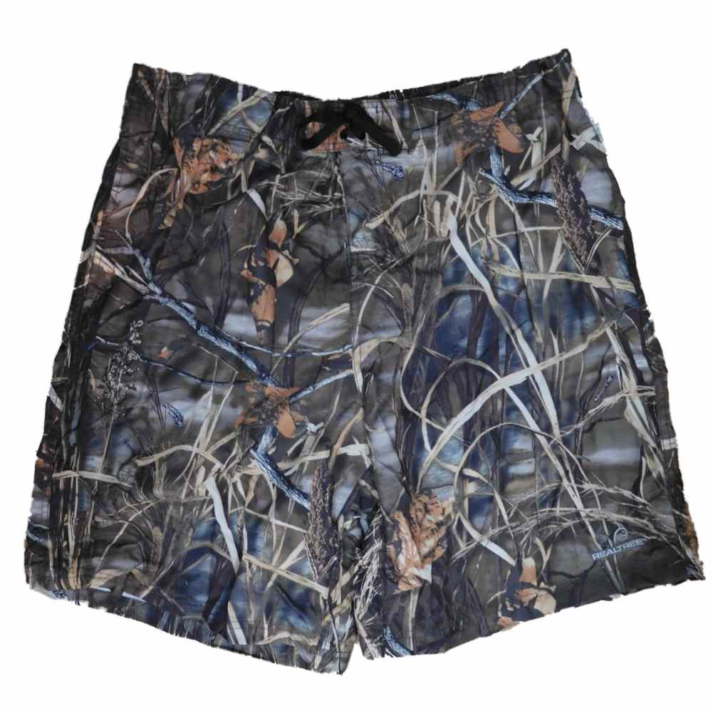 Realtree Mens Brown Max-4 HD Waterfowl Camouflage Board S...