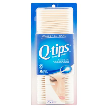 Q Tips Cotton Swabs Cotton Swabs 750 Ct