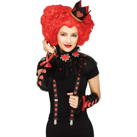 Womens Instant Wonderland Queen of Hearts (Canada's Wonderland Halloween Party)