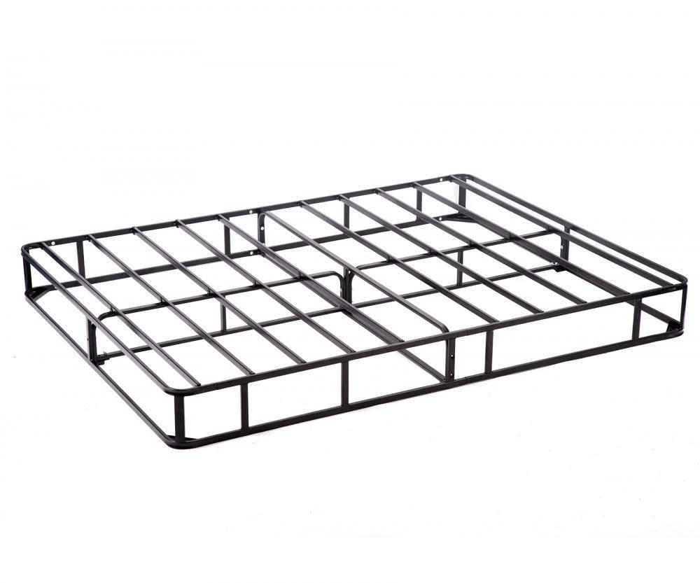8 inch full smart box spring mattress foundation strong steel structure 875. Black Bedroom Furniture Sets. Home Design Ideas