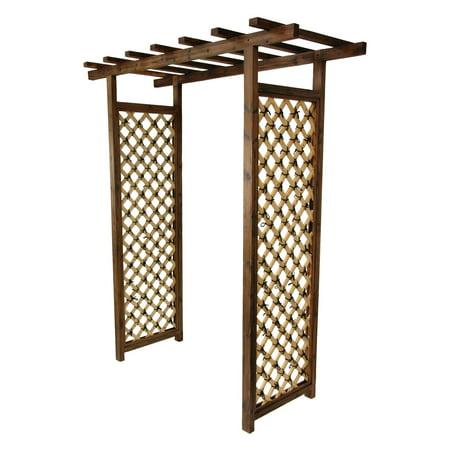 Oriental Furniture Japanese Bamboo Garden Gate