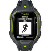 Timex TW5K84500 Men's Ironman Run X 50 + Bluetooth Exercise Watch