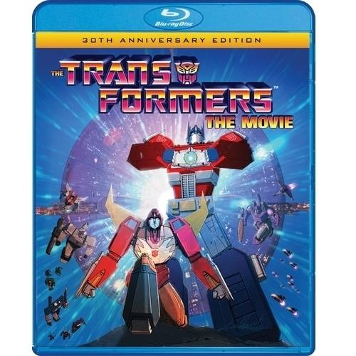The Transformers: The Movie 30th Anniversary Edition (Blu-ray)