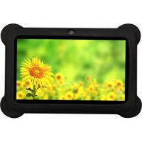 """Myepads Zeepad 7"""" 4GB Kids Tablet with Silicone Case - Black"""