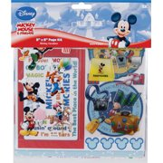 "Disney Page Kit 8""X8""-Mickey Vacation"