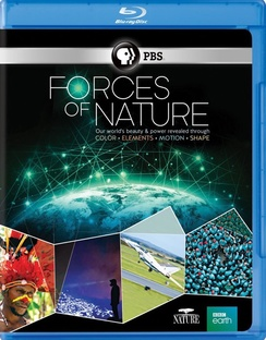 Forces Of Nature (Blu-ray) by PBS
