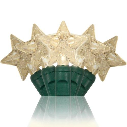 Kringle Traditions 35 Star LED Christmas Light String