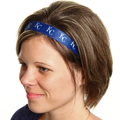 Kansas City Royals Women's Headband - Royal - No Size