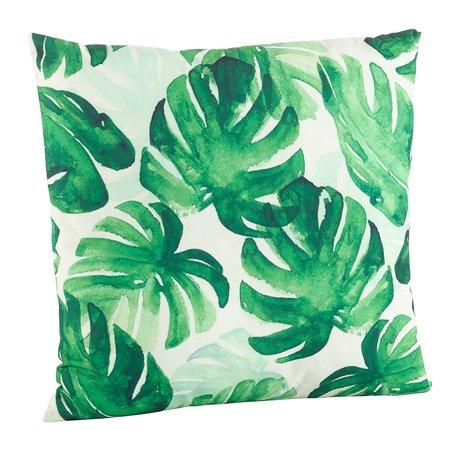 Home Indoor Outdoor Décor Tropical Print Throw Pillow 20