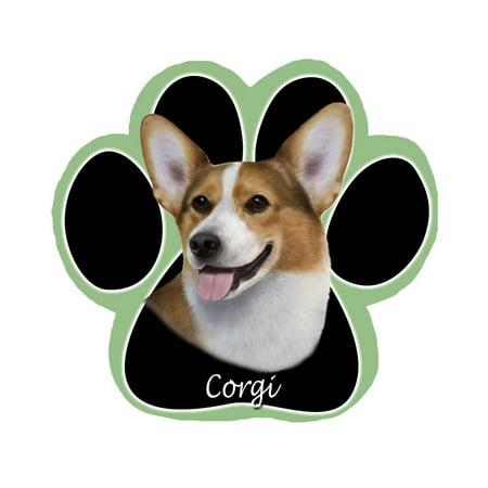 Welsh Corgi Dog Paw Mouse Pad
