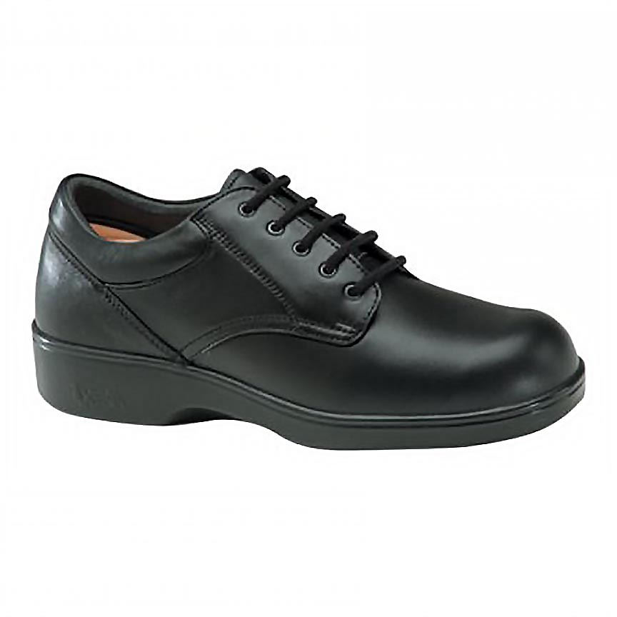 Aetrex Ambulator 1270 Women's Black Classic Lace-Up Oxford by Aetrex