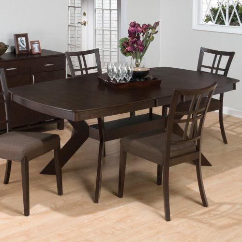 Jofran Ryder Ash Pedestal Dining Table