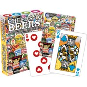 Cheers to Beers Playing Cards Deck