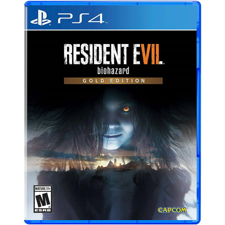 Resident Evil 7 Biohazard Gold Edition  Playstation 4