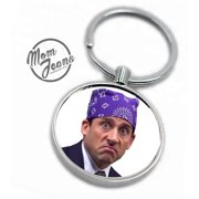 The Office Keychain - Prison Mike Keychain