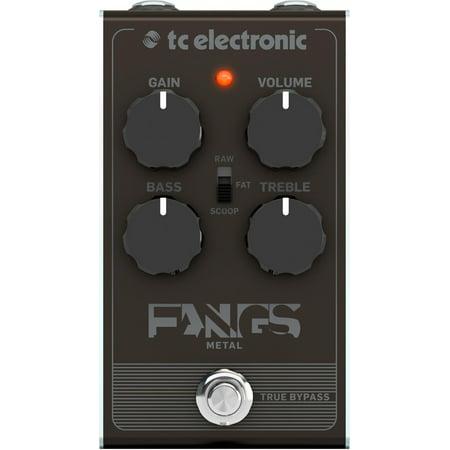 TC Electronic Fangs Metal Distortion Effects