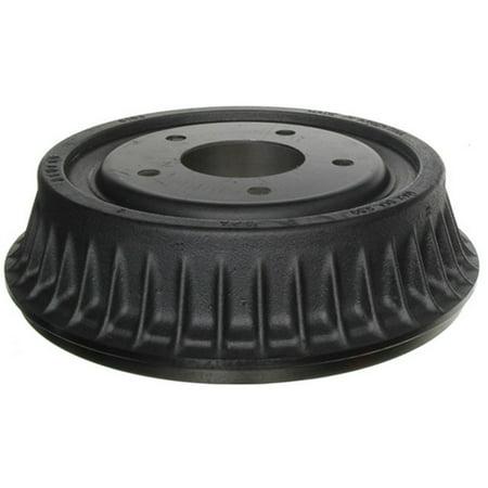 AC Delco 18B106A Brake Drum, - Rear Brake Drum Replacement