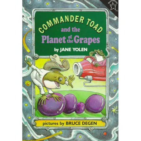 Commander Toad and the Planet of the Grapes by