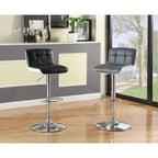 Hillsdale Furniture Garrison Swivel Adjustable Counter Bar