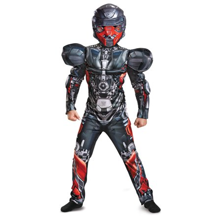 Transformers Movie 5 Boys' Hot Rod Classic Muscle Costume