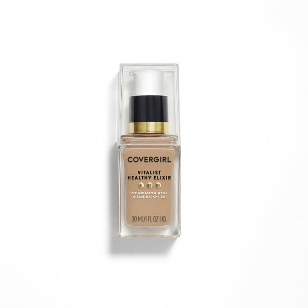 2 Pack - CoverGirl Vitalist Healthy Elixir Foundation