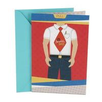 Hallmark Birthday Card for Dad (Everyday Hero)