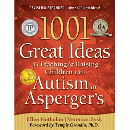 1001 Great Ideas for Teaching & Raising Children with Autism or (Teaching Social Skills To Kids With Aspergers)