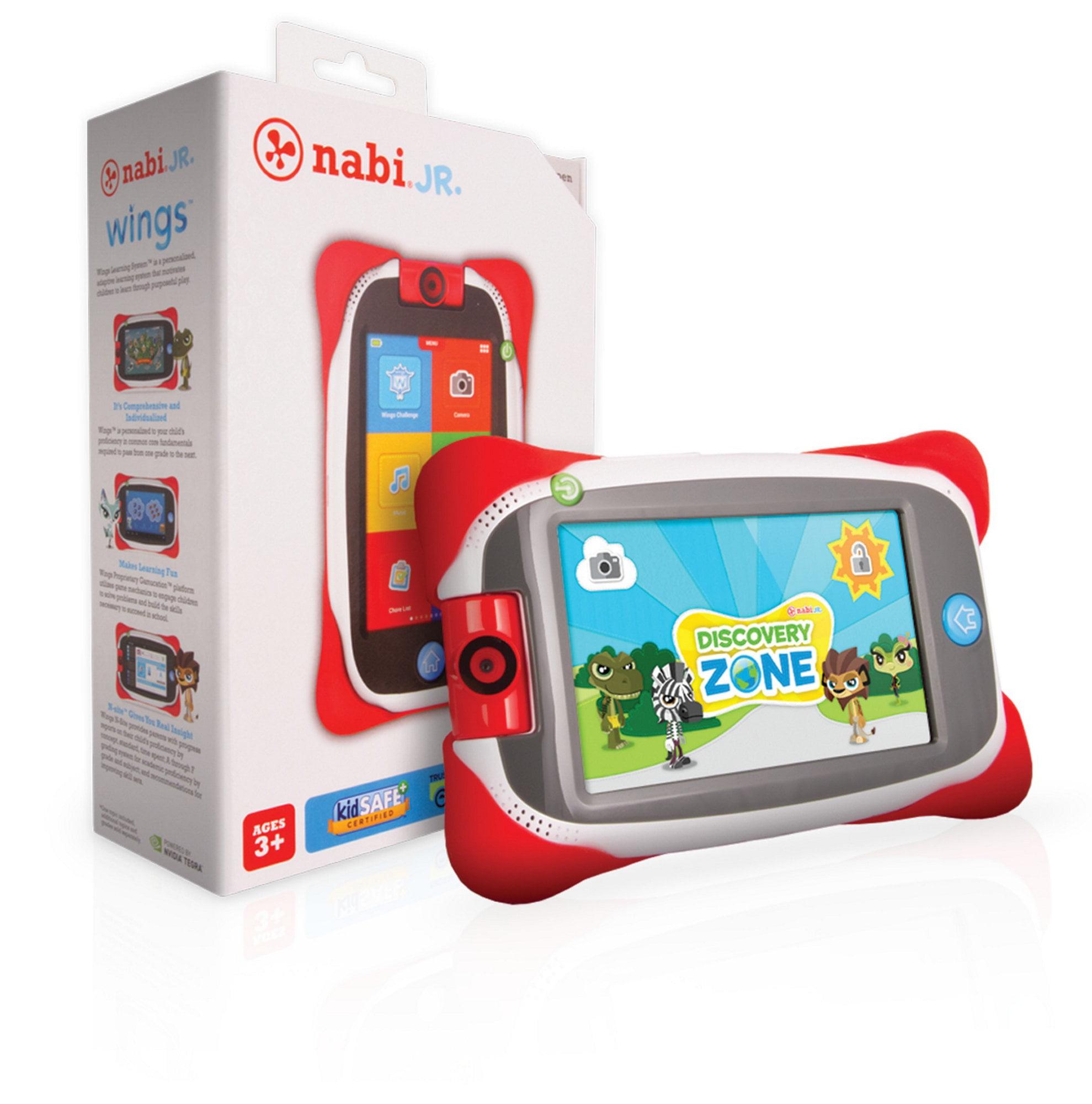 Nabi Jr 5 Kid Learning Tablet 8gb Walmart Com Walmart Com