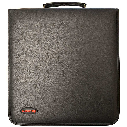 TekNmotion 320 Disc Case/Organizer, Black