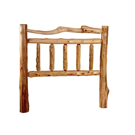 Cedar Rail Fencing (Furniture Barn USA™ Rustic Red Cedar Log Double Top)