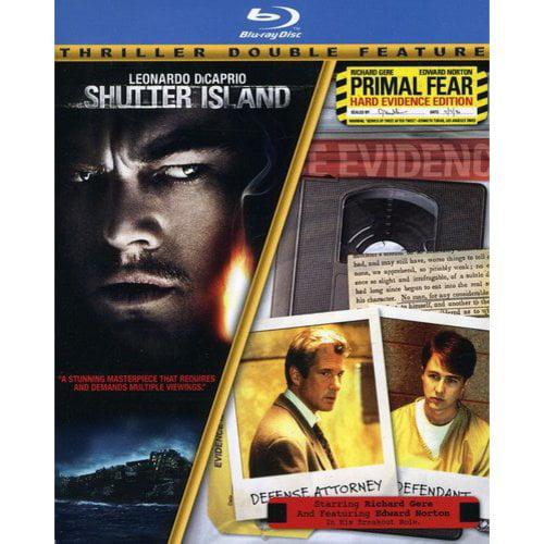 Shutter Island / Primal Fear (2-Pack Blu-ray) (Widescreen)