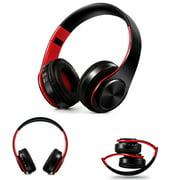 Bluetooth Headphones Over Ear Wireless Noise Cancelling Headphones Foldable Stereo Earphone Super Bass Headset