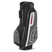 Callaway Golf 2020 Chev 14 Cart Bag-Black-Charcoal-White