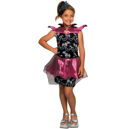 Monster High Draculaura Costume for Kids - Draculaura Costume