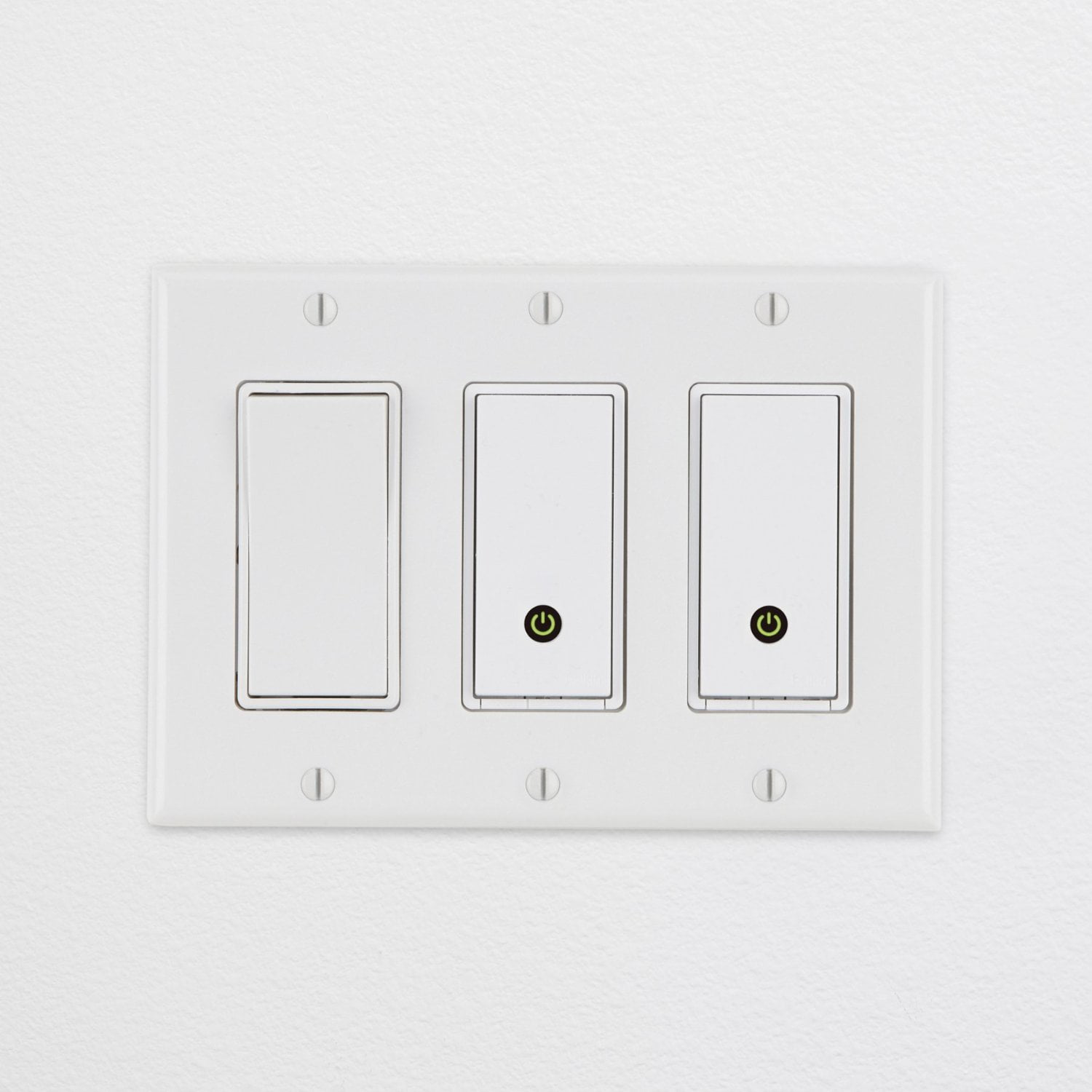 Wemo in wall smart switch no hub required walmart aloadofball Choice Image